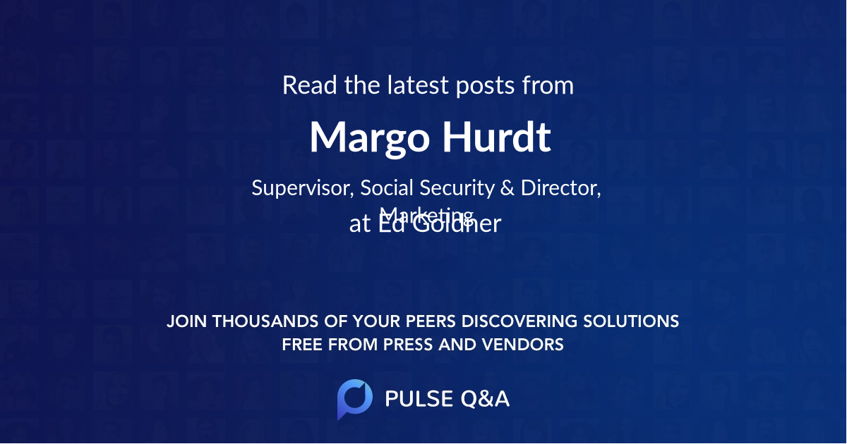Margo Hurdt