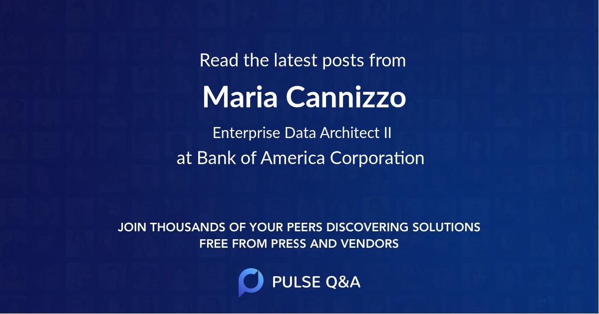 Maria Cannizzo