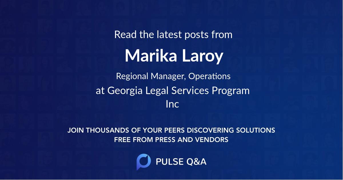 Marika Laroy