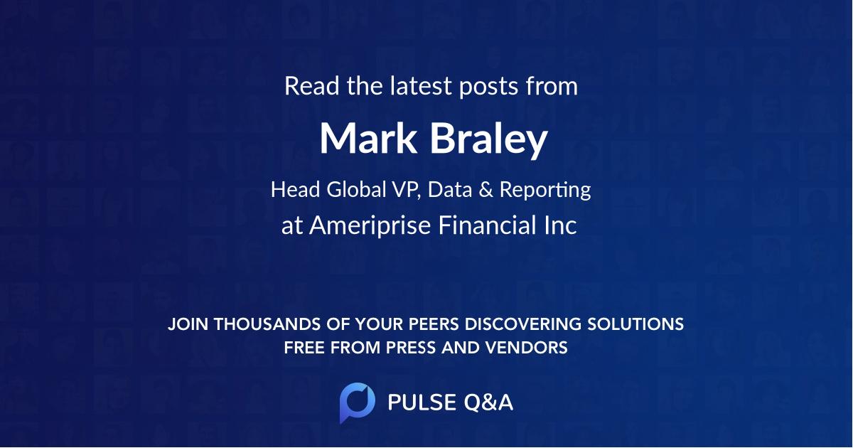 Mark Braley