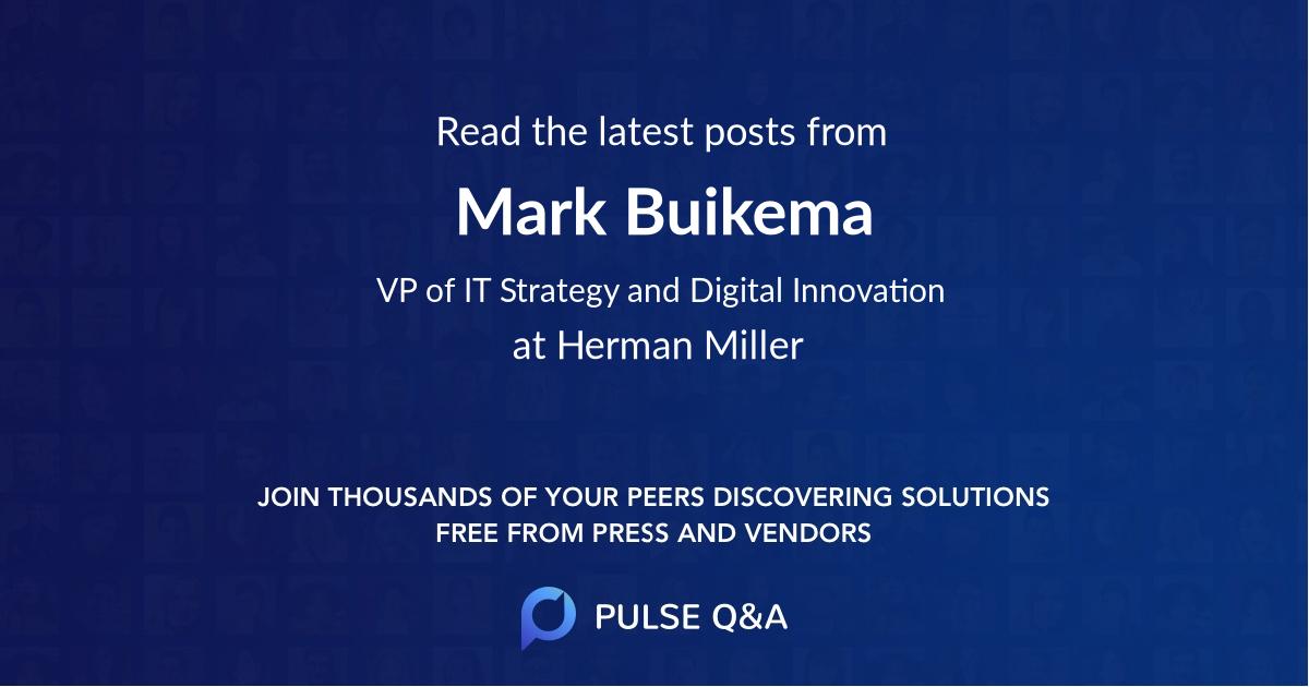 Mark Buikema