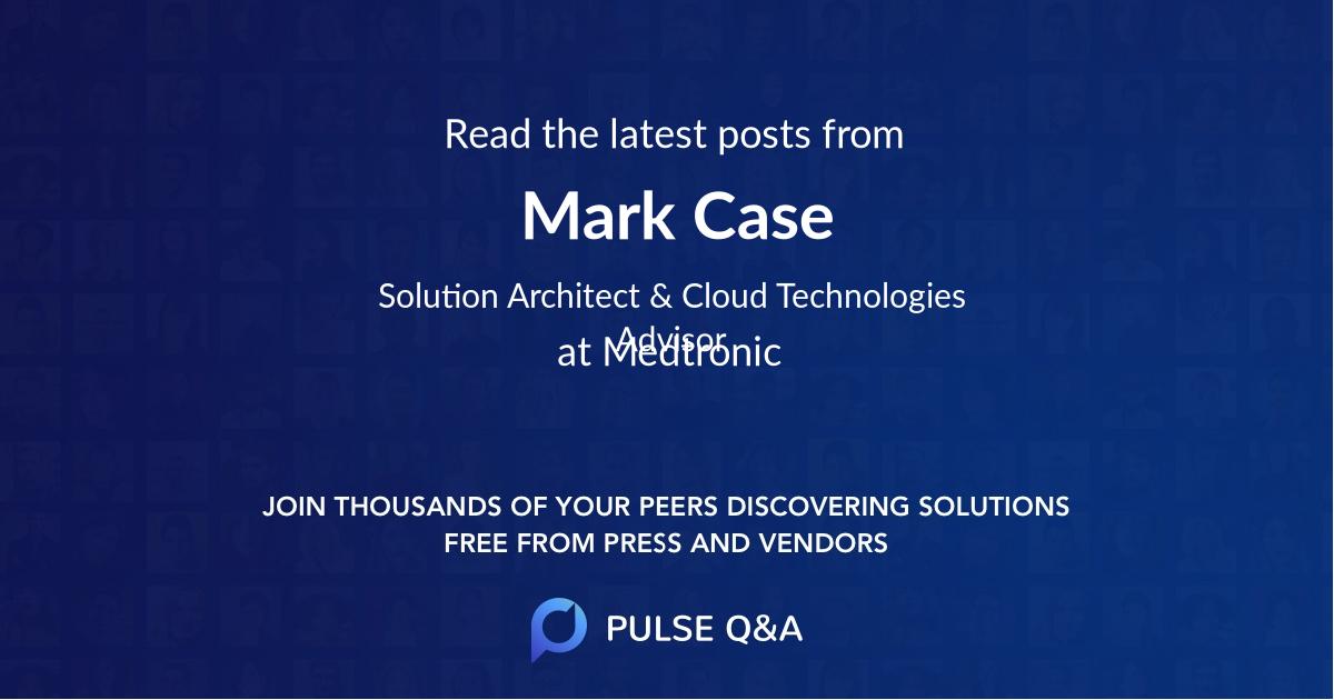 Mark Case
