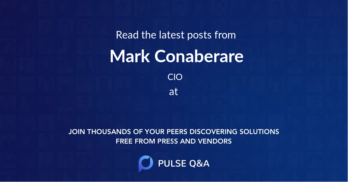 Mark Conaberare