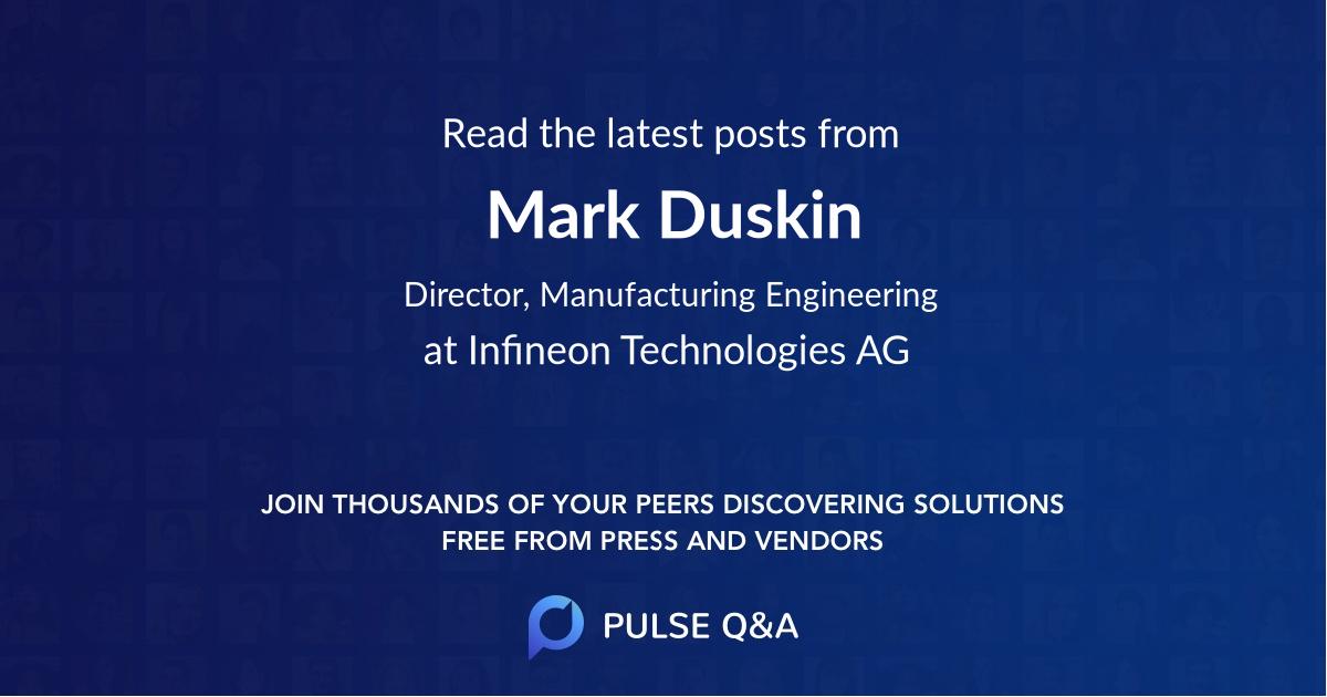 Mark Duskin