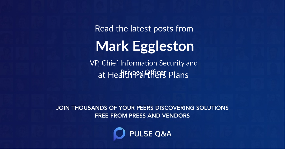 Mark Eggleston