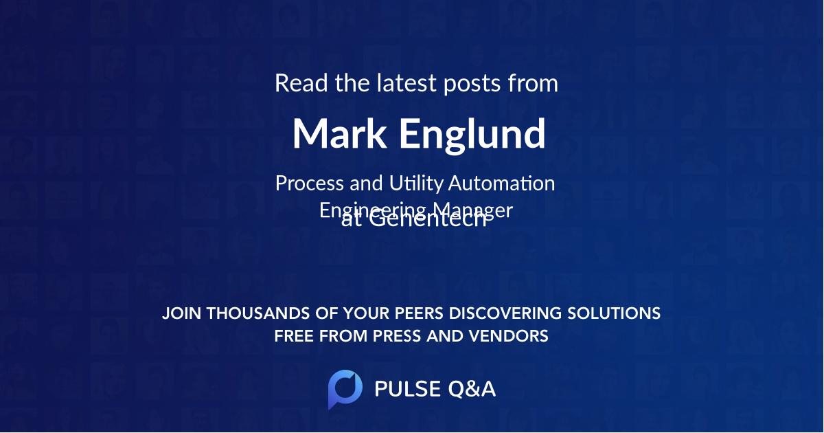 Mark Englund