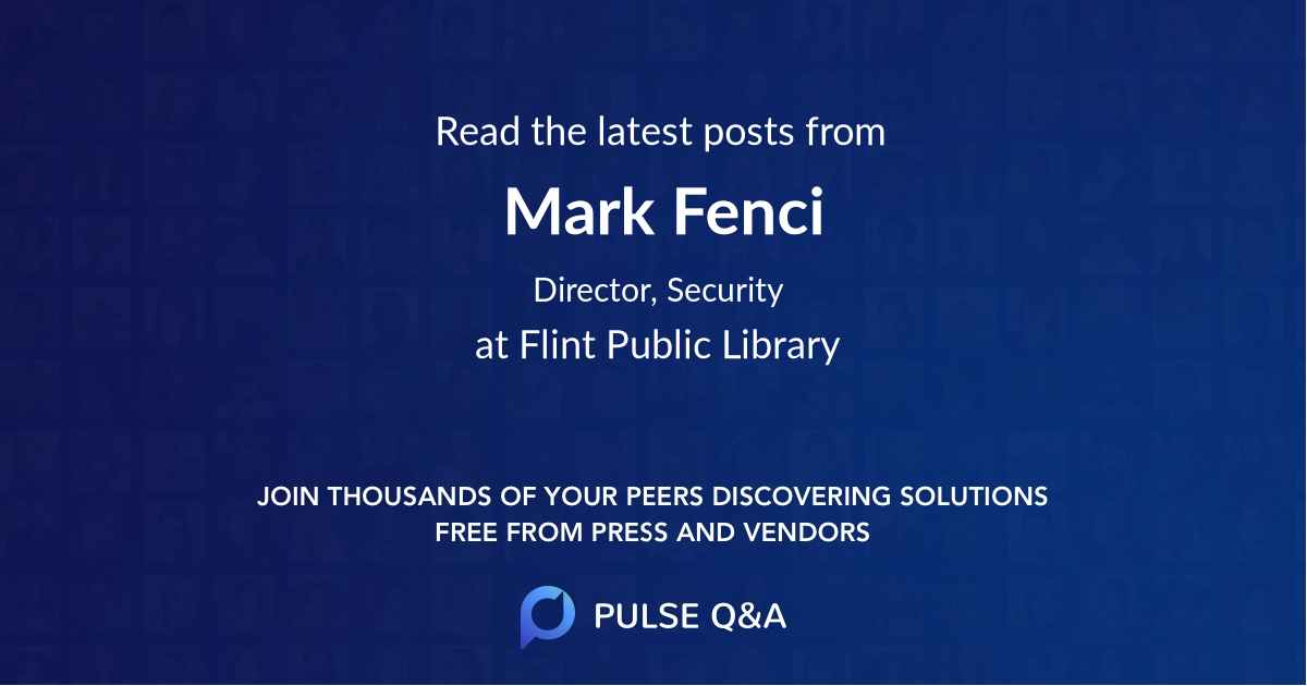Mark Fenci