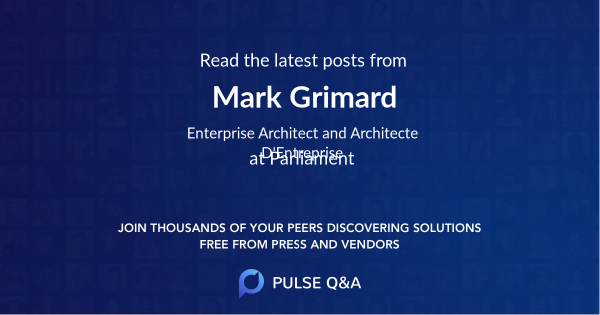 Mark Grimard
