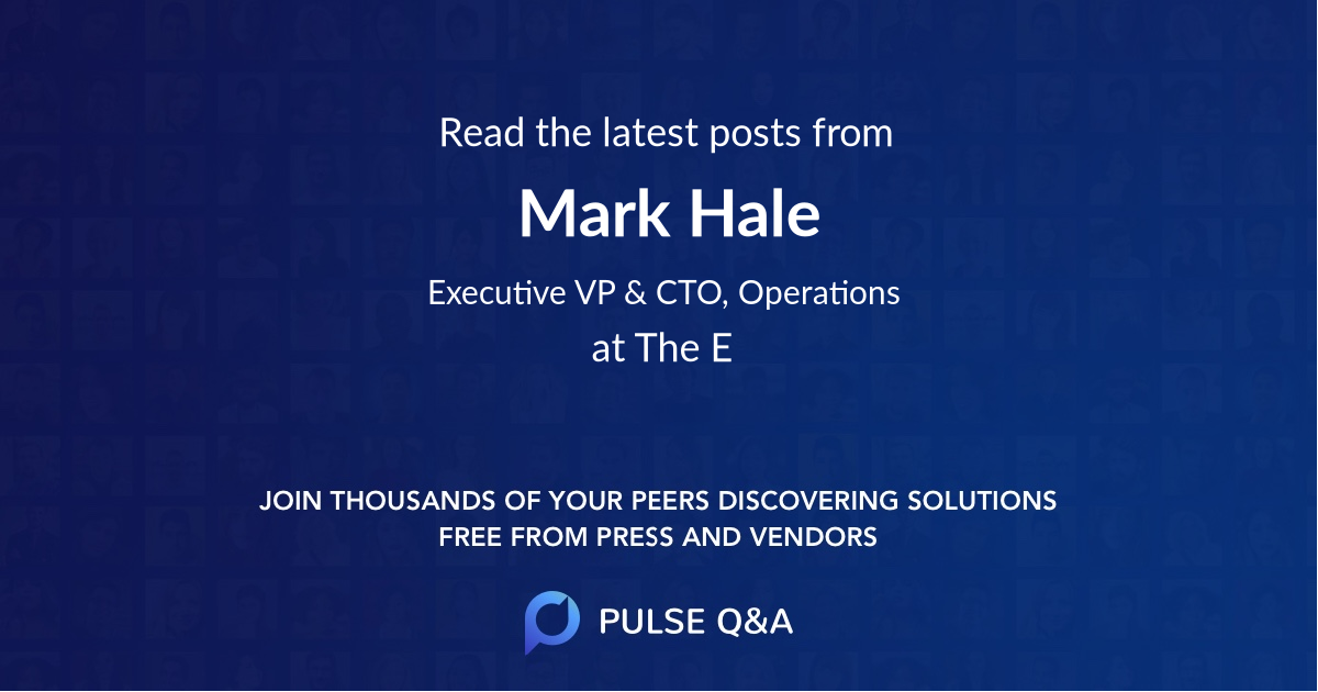 Mark Hale