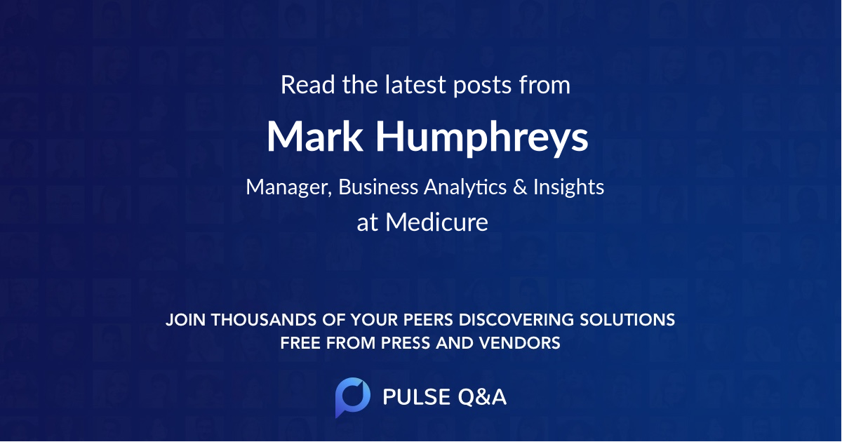 Mark Humphreys