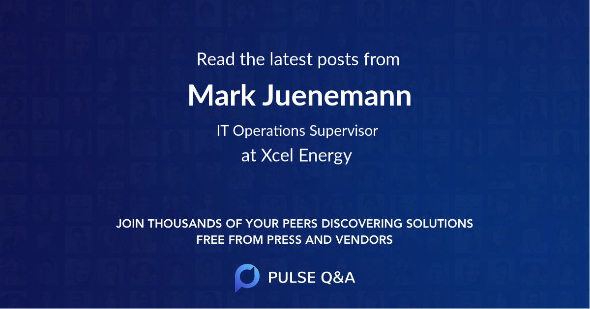 Mark Juenemann