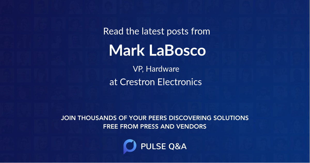 Mark LaBosco
