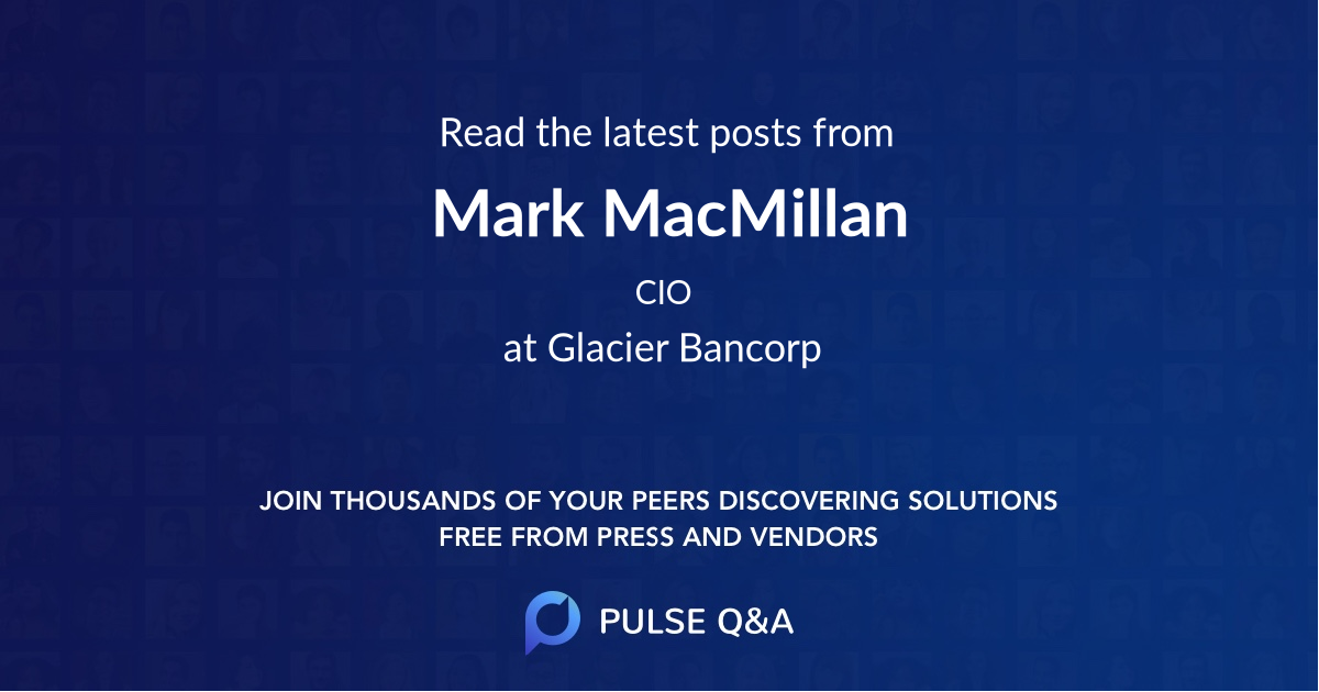 Mark MacMillan