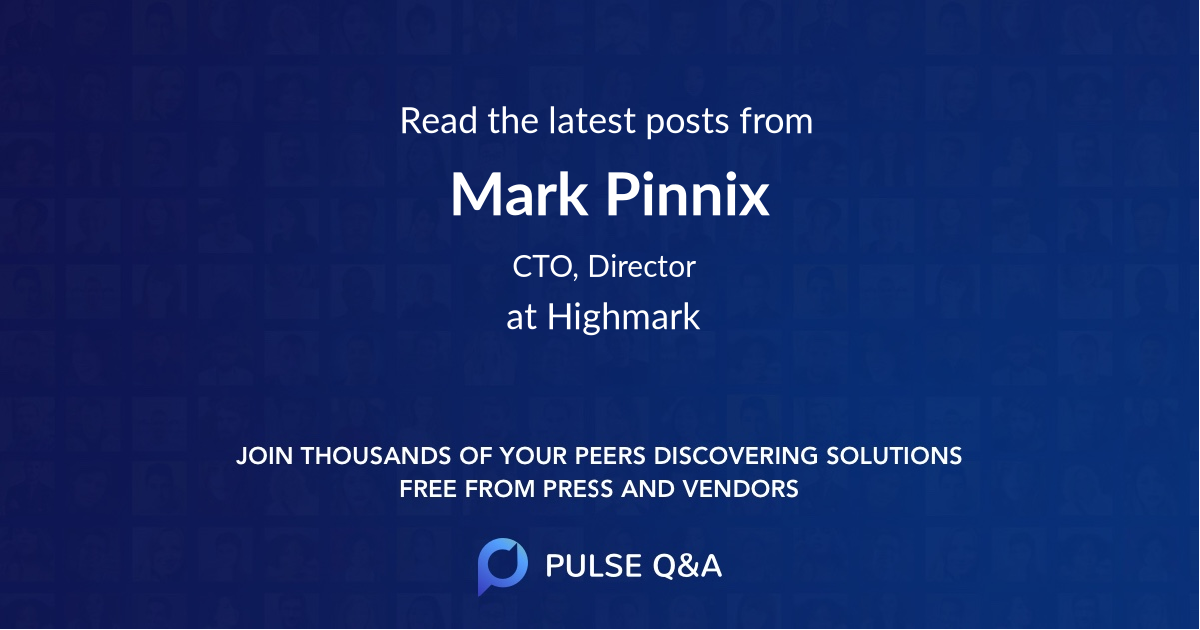 Mark Pinnix