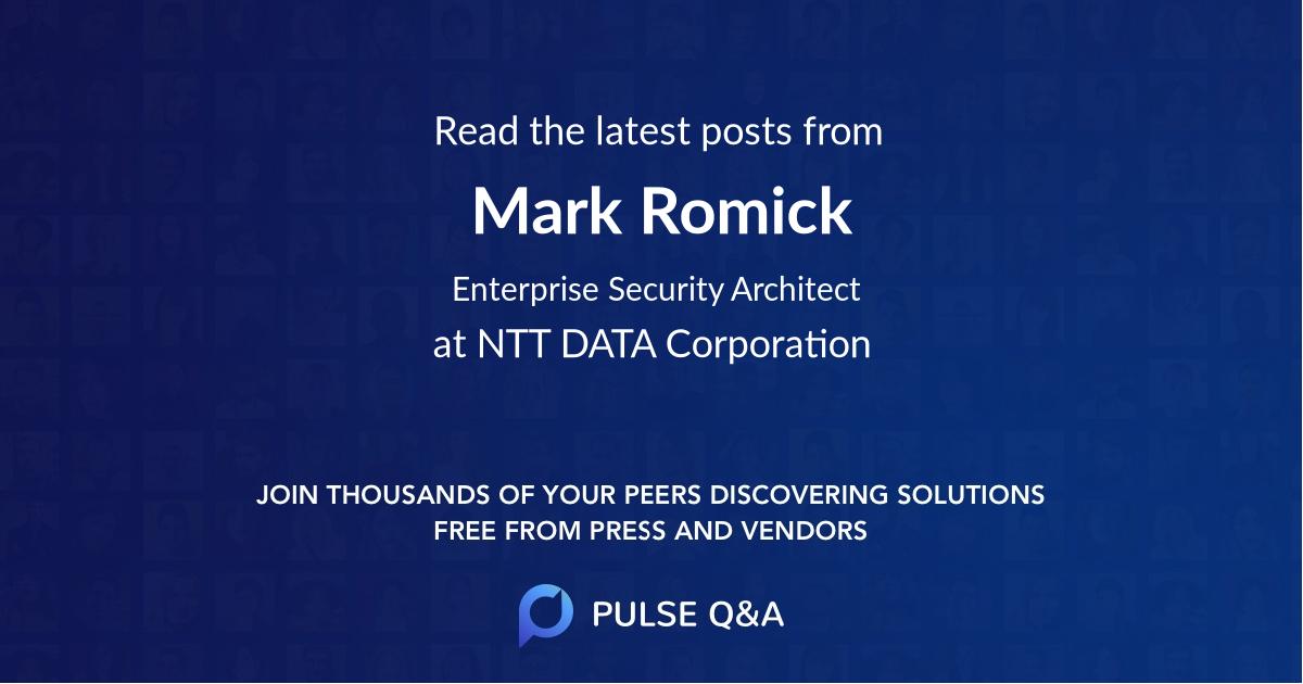 Mark Romick