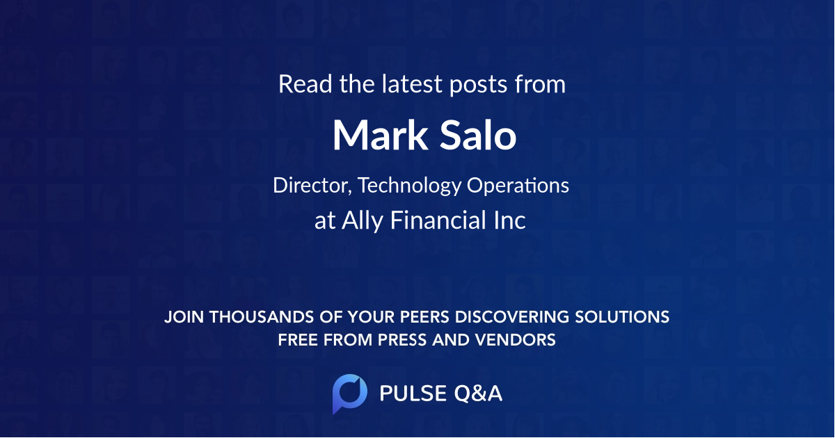Mark Salo