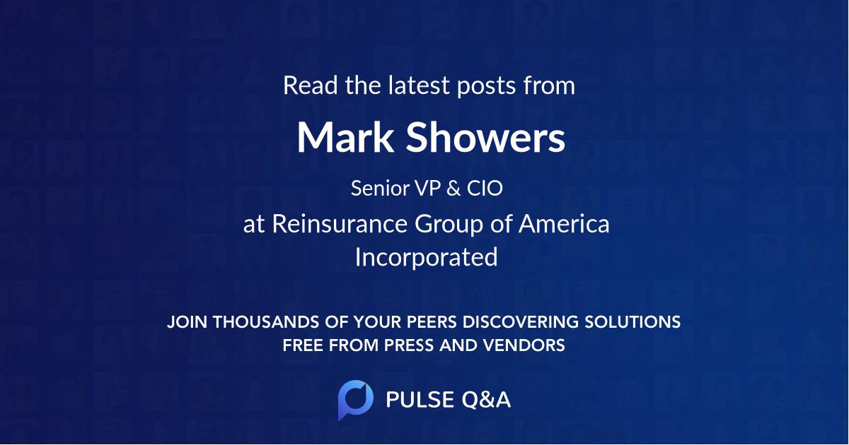 Mark Showers