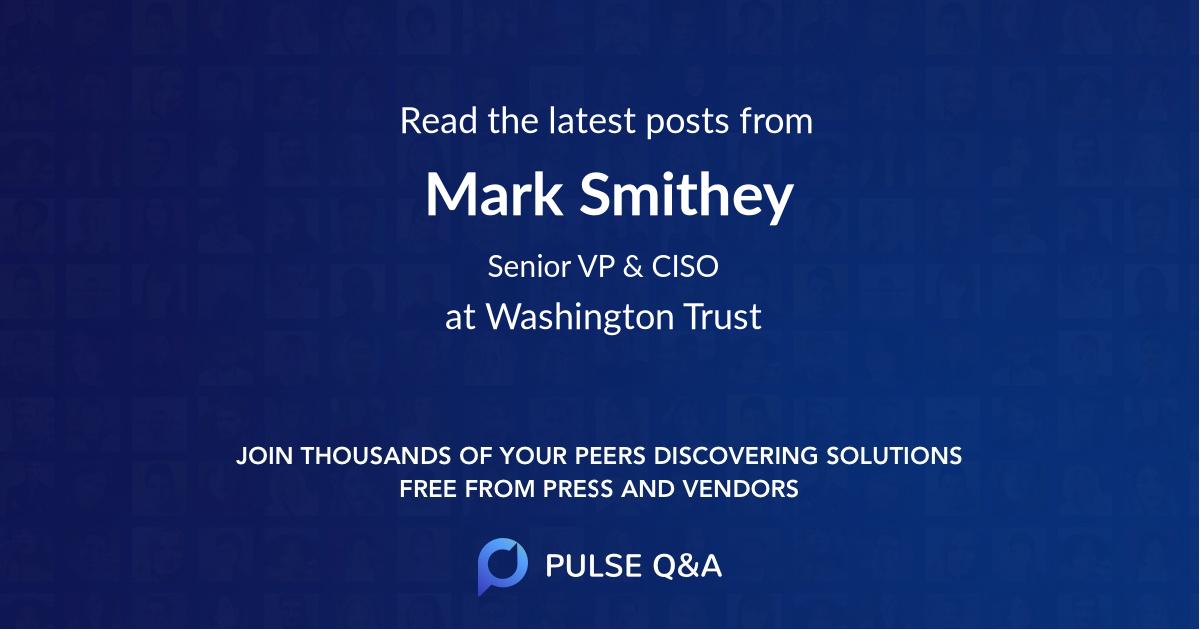 Mark Smithey