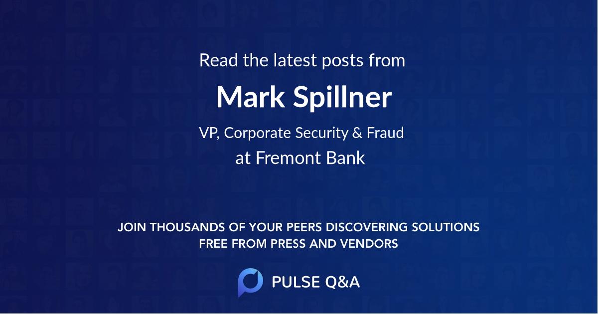 Mark Spillner