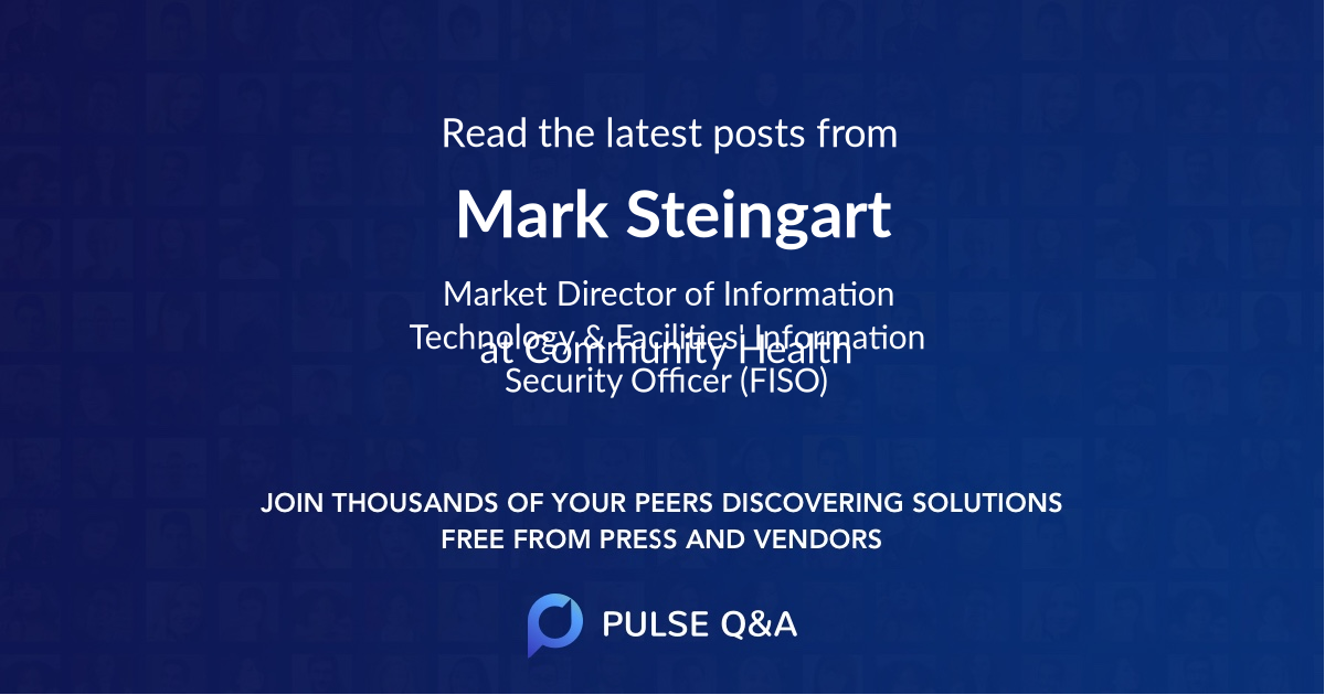 Mark Steingart