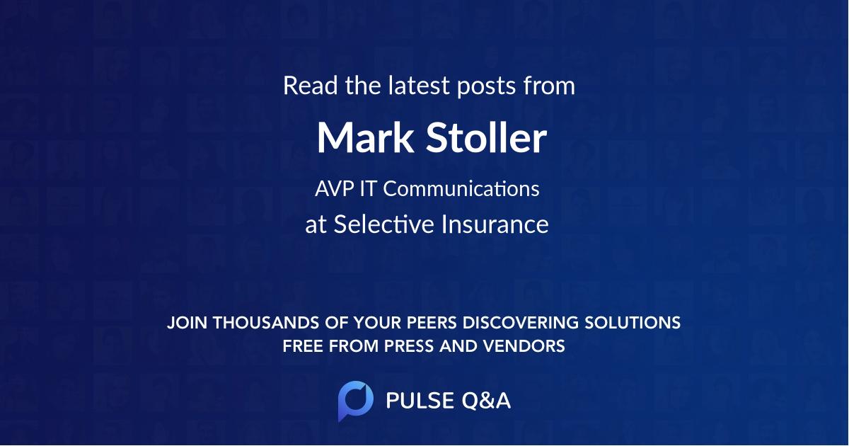 Mark Stoller