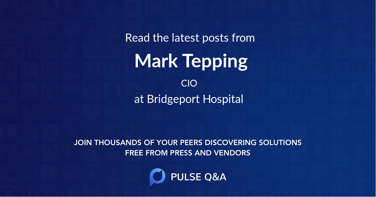 Mark Tepping