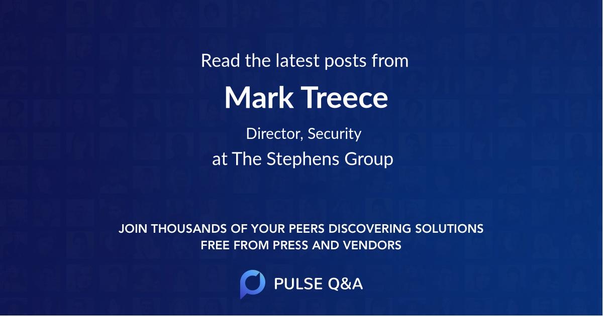 Mark Treece