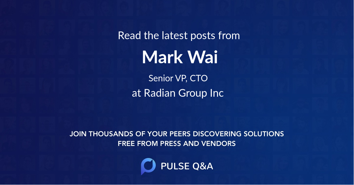 Mark Wai