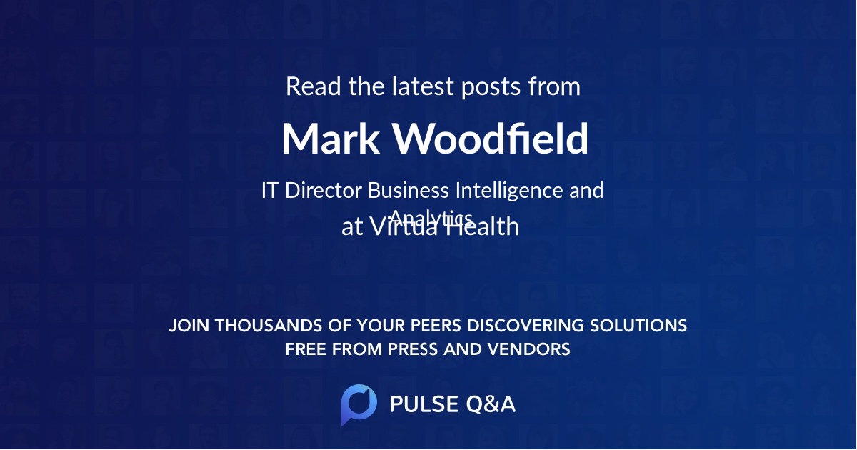 Mark Woodfield
