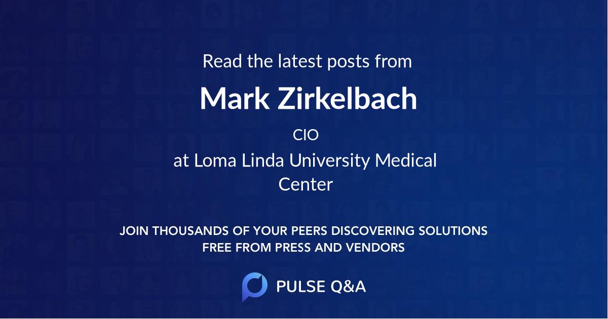 Mark Zirkelbach