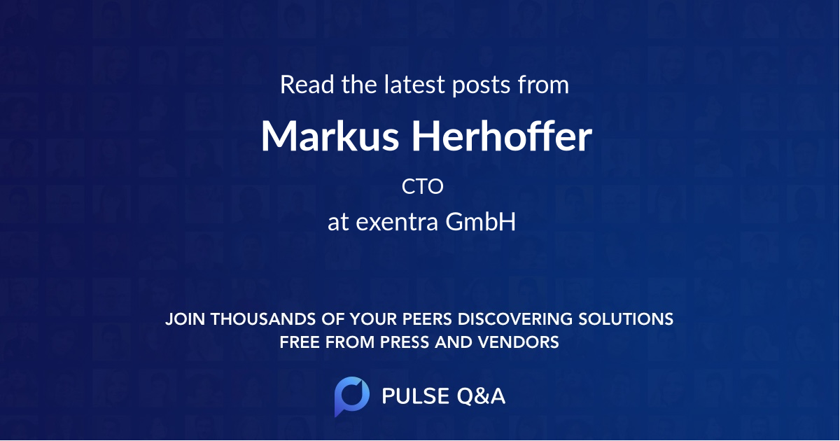 Markus Herhoffer