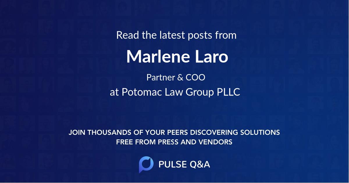 Marlene Laro