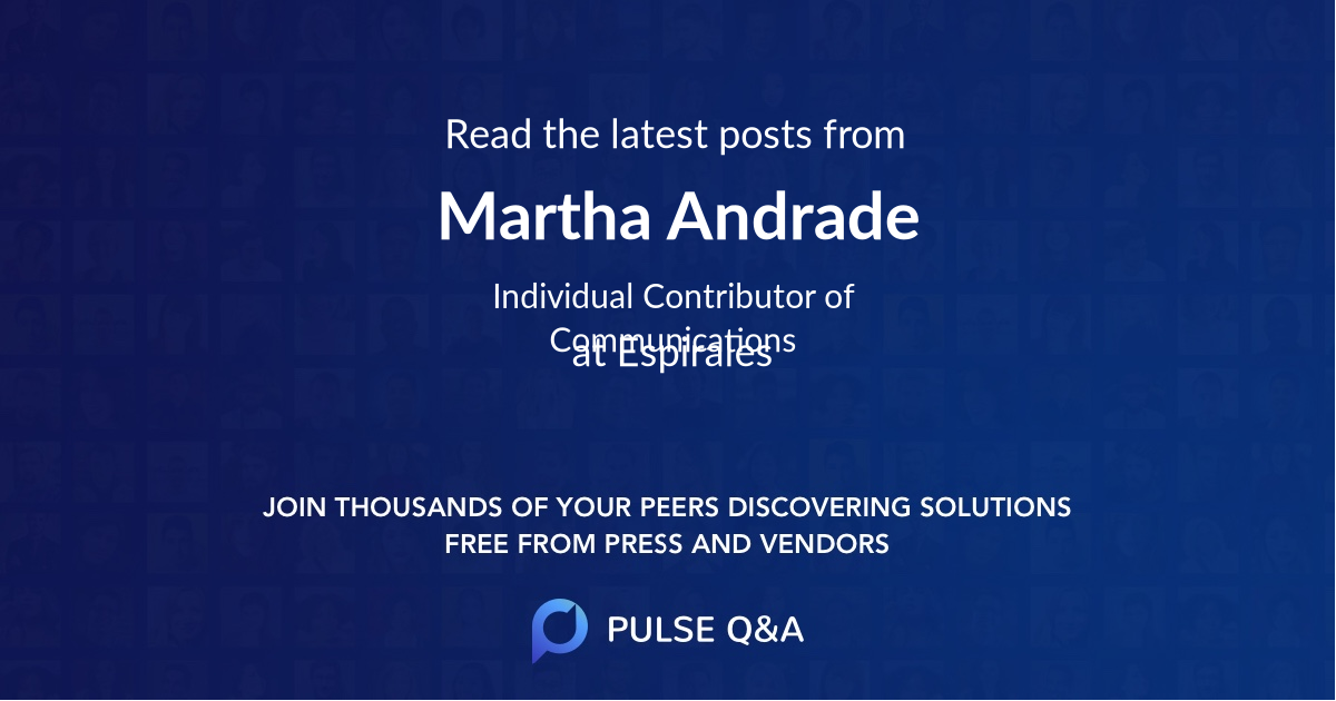 Martha Andrade