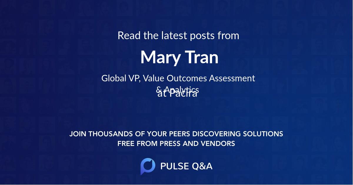 Mary Tran
