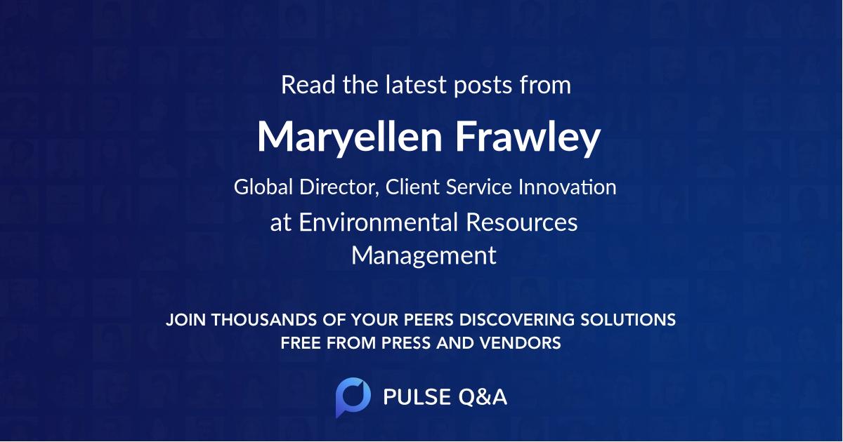 Maryellen Frawley