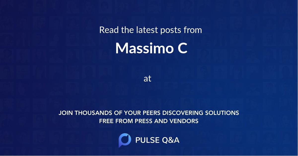 Massimo C