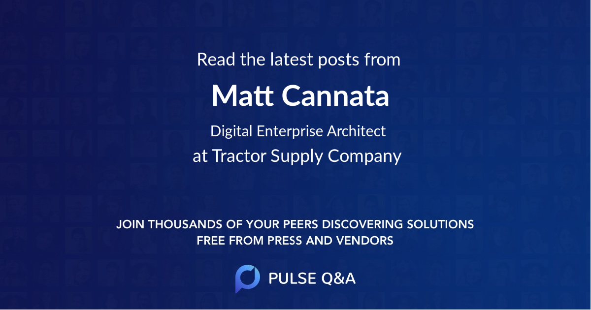 Matt Cannata