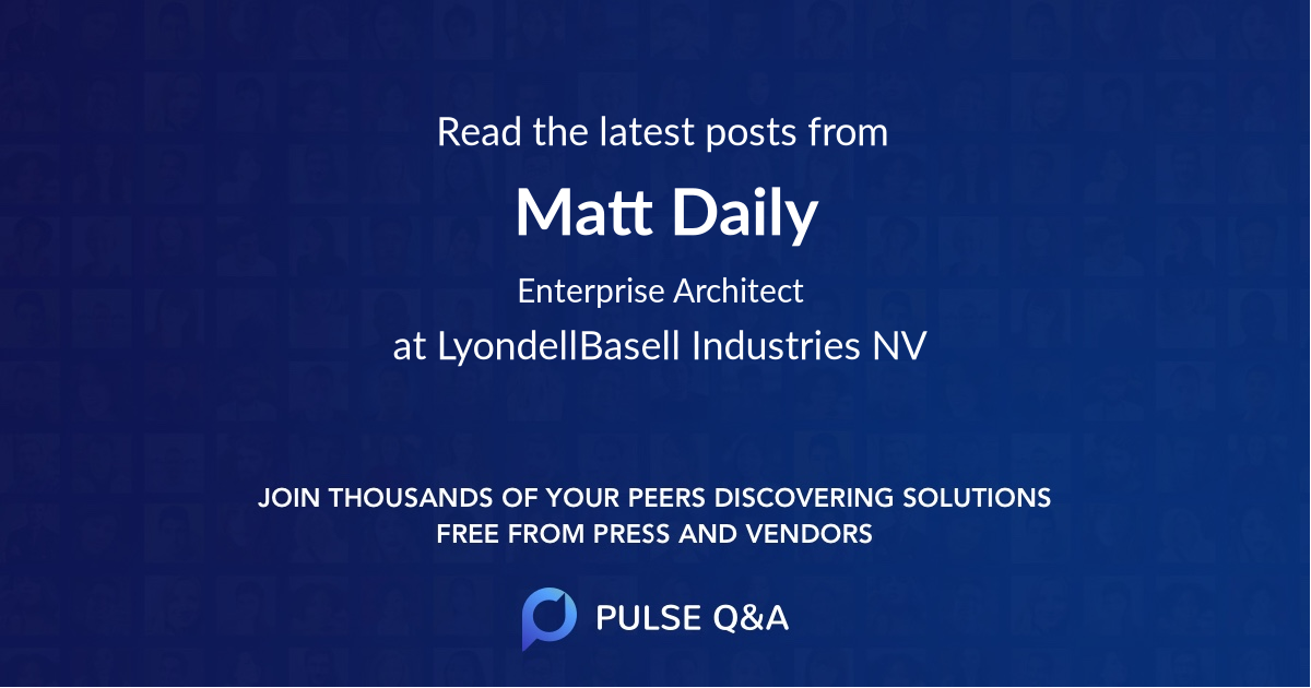 Matt Daily