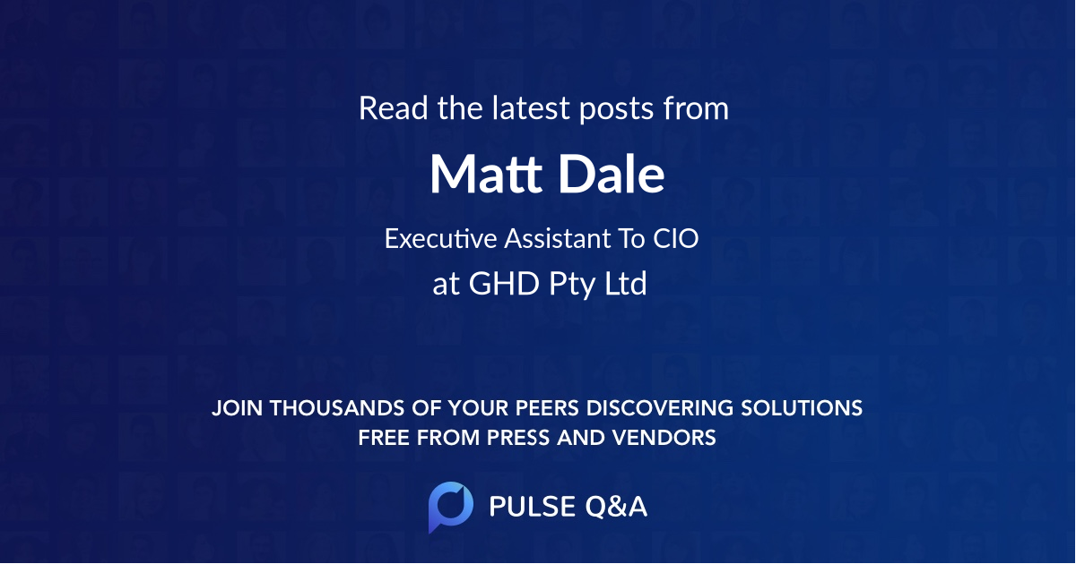 Matt Dale