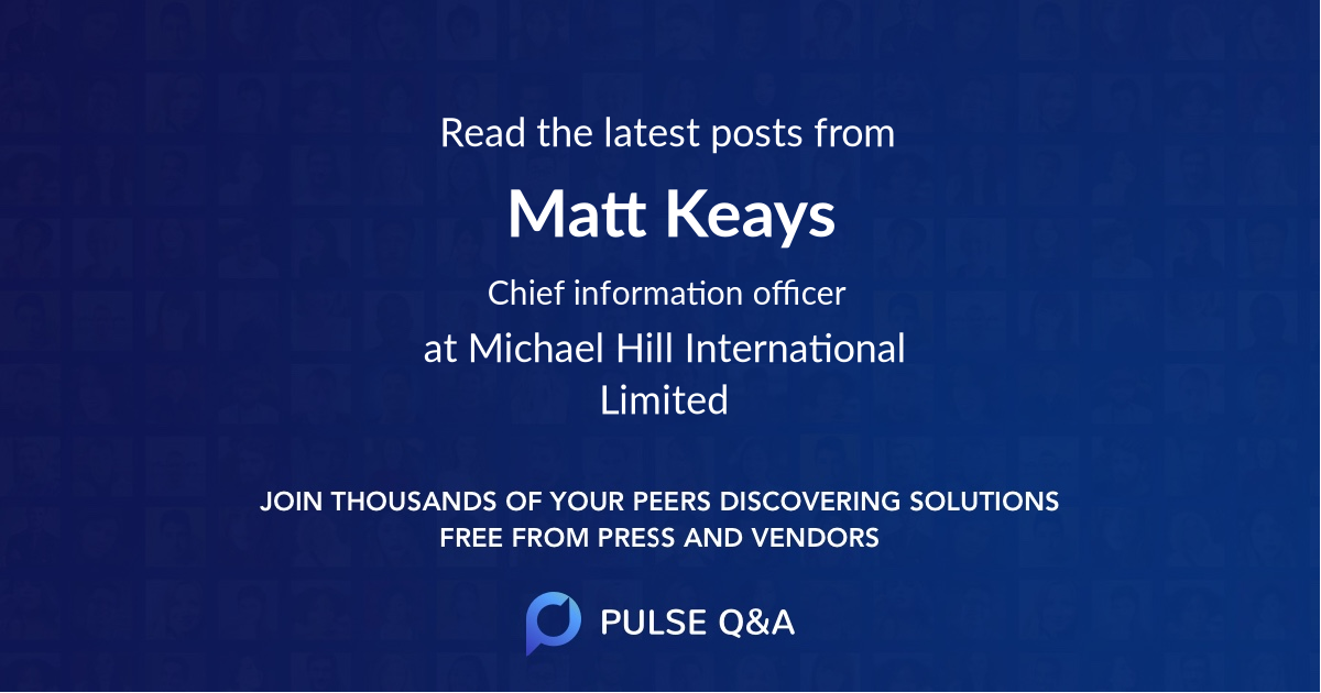 Matt Keays