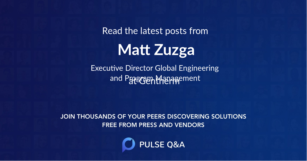 Matt Zuzga