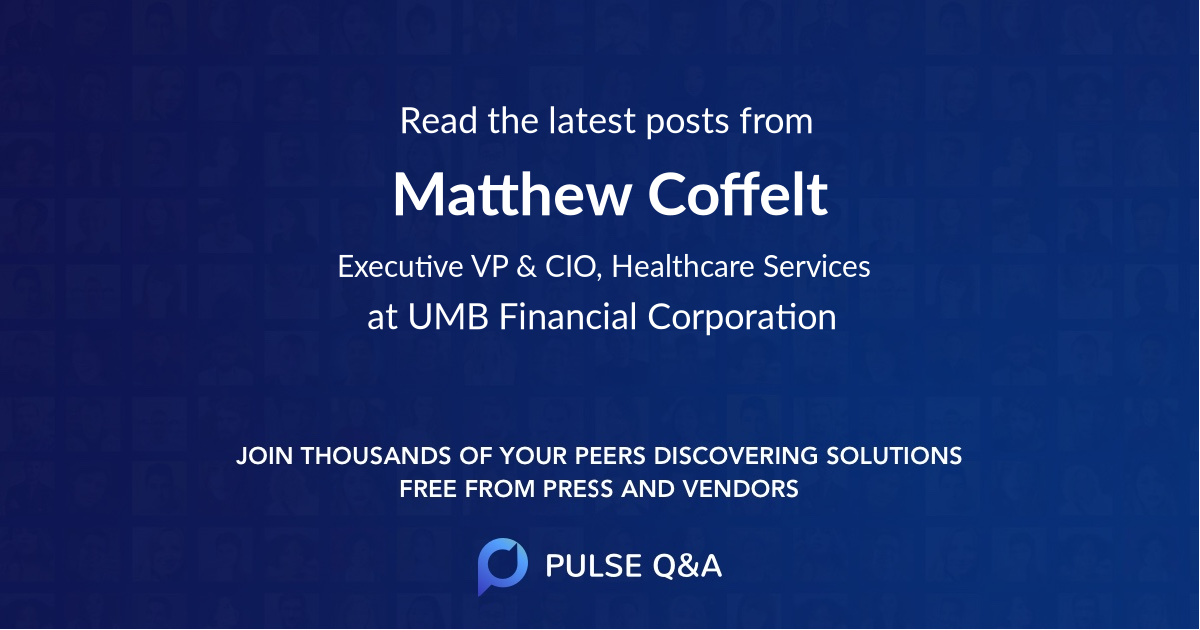 Matthew Coffelt