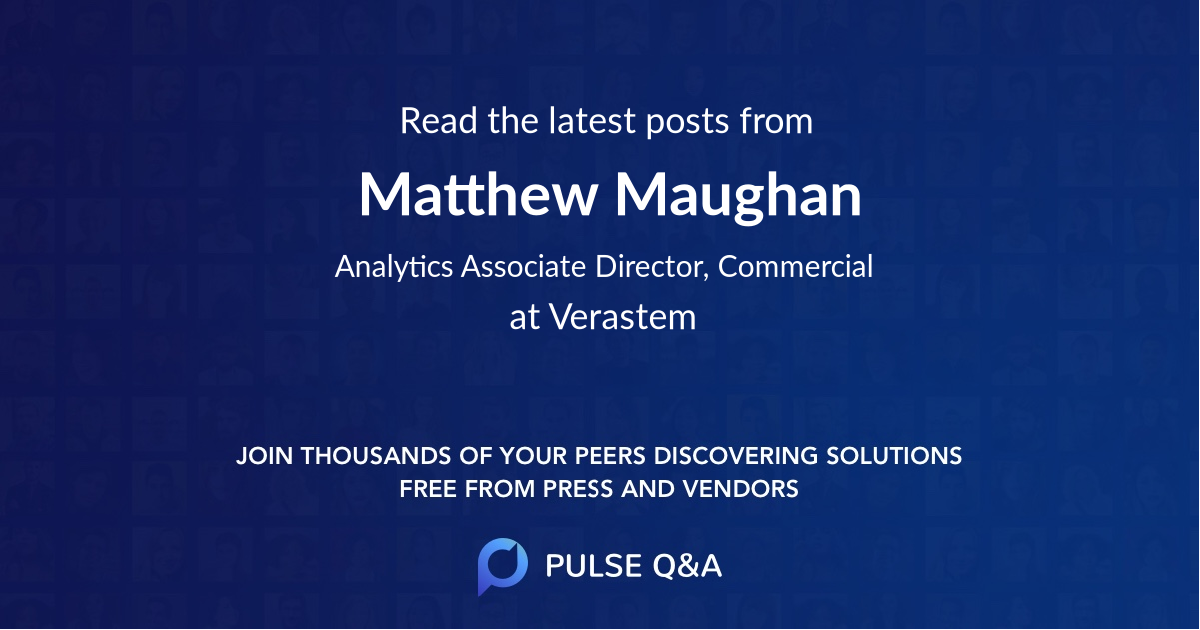 Matthew Maughan