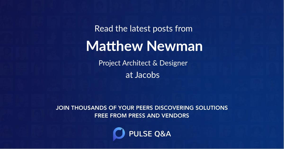 Matthew Newman