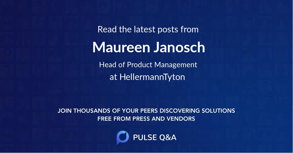 Maureen Janosch