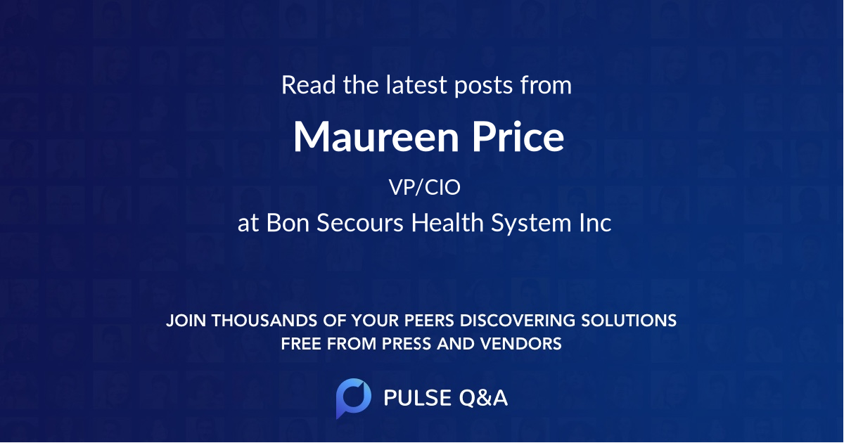 Maureen Price