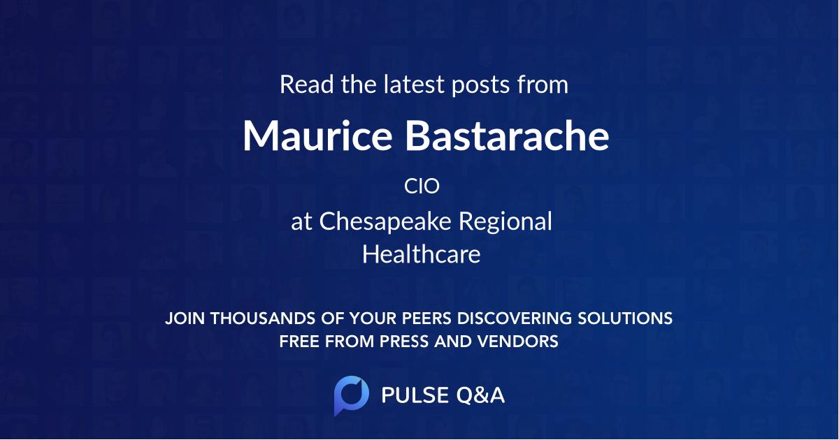 Maurice Bastarache