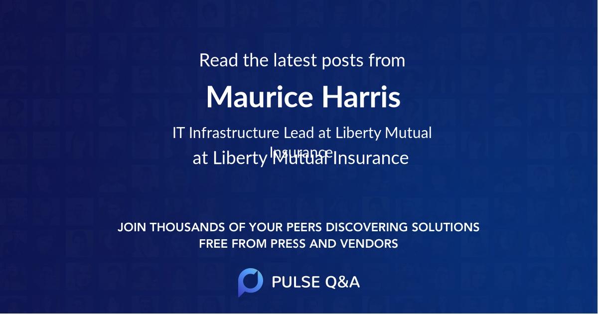 Maurice Harris