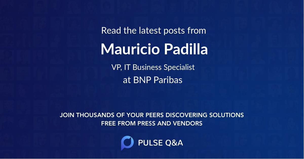 Mauricio Padilla