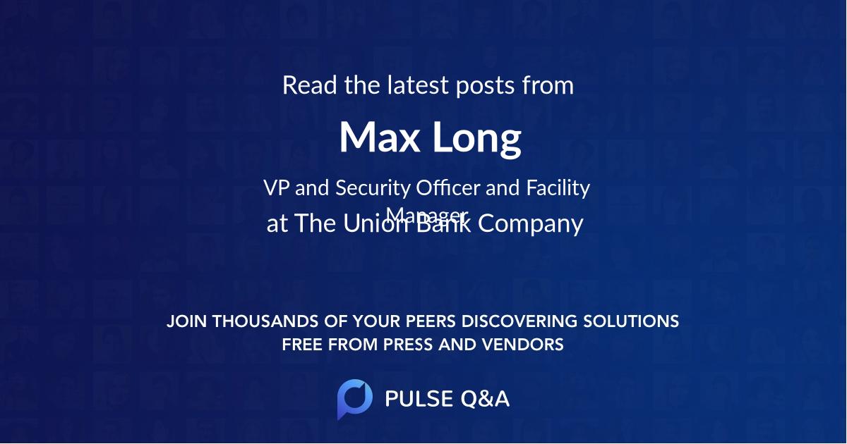 Max Long